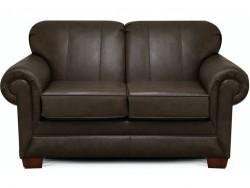 Monroe Twin Leather Sleeper