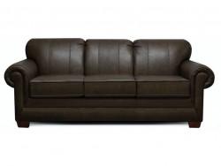 Monroe Queen Leather Sleeper