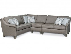 Ella Sectional with Nails