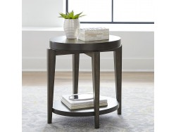 Penton Oval Chair Side Table