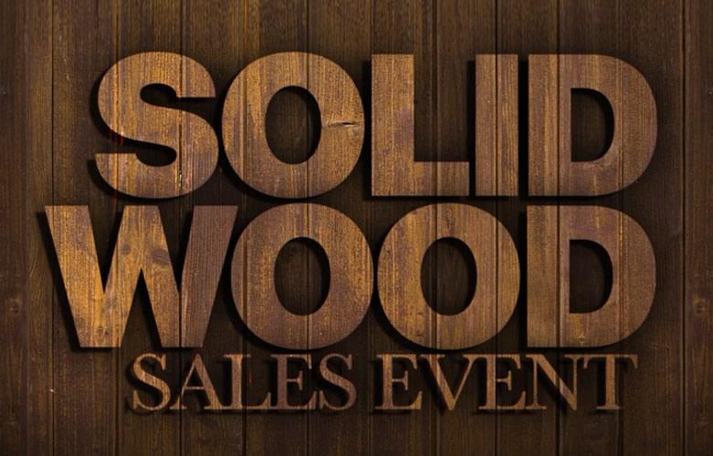 Solid Wood Bedroom Furniture Sale. Solid Wood Furniture Sale   Francis Furniture   Troy  Sidney